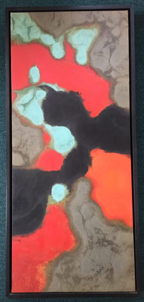 abstract painting for sale by Stanley Twardowicz