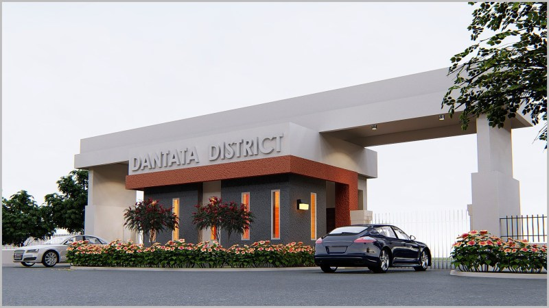 THE DISTRICT BY DANTATA
