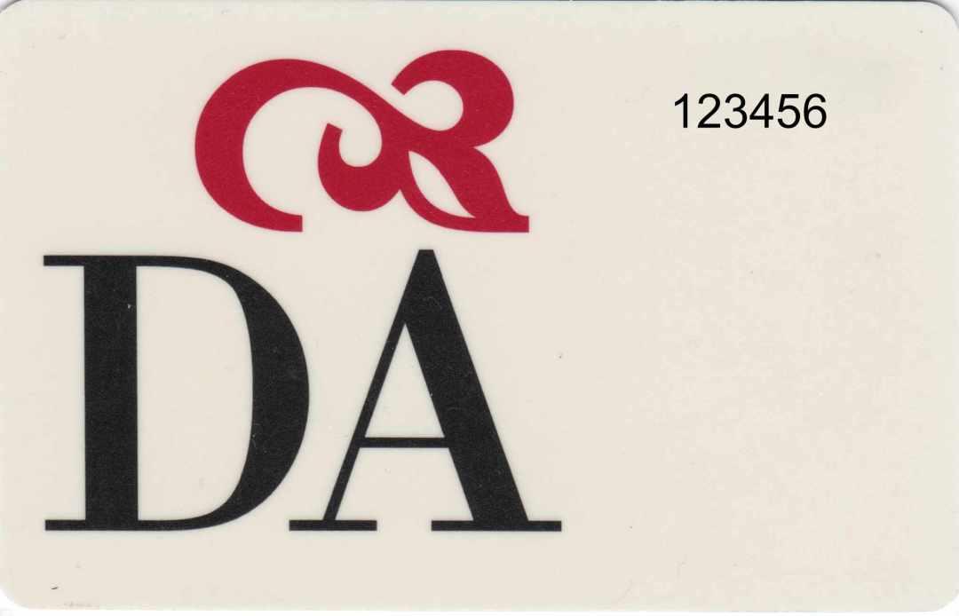 DAS Membership Card