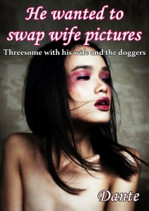 He wanted to swap wife pictures