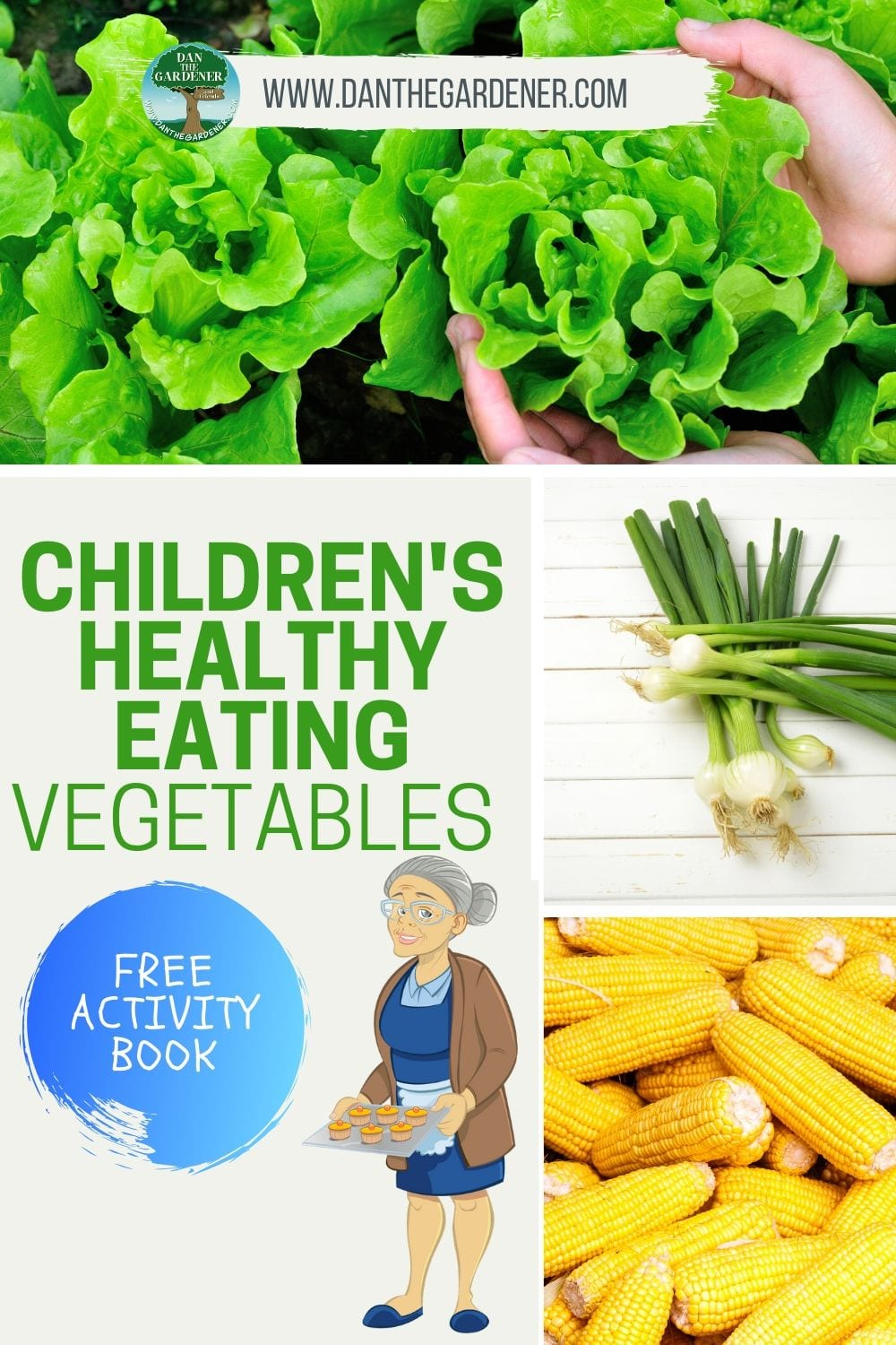 Children's Healthy Eating – Vegetables