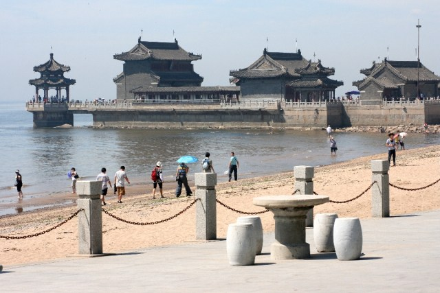 Dan Tomozei - Marela Zid la Marea Bohai 4