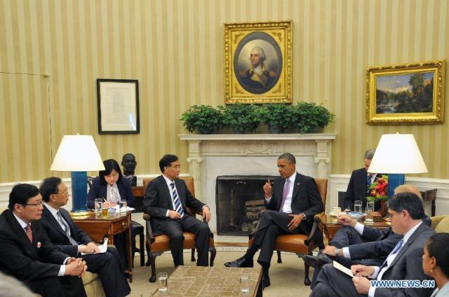 China USA dialogul anual 2013 B