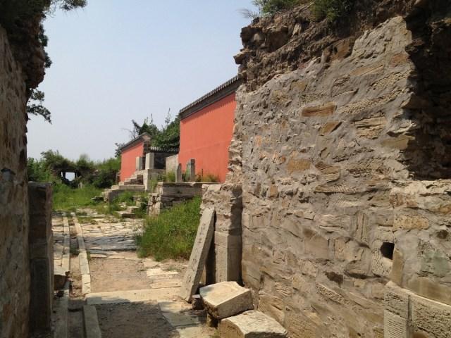 Templul Bixia Yuanjun Beijing 8