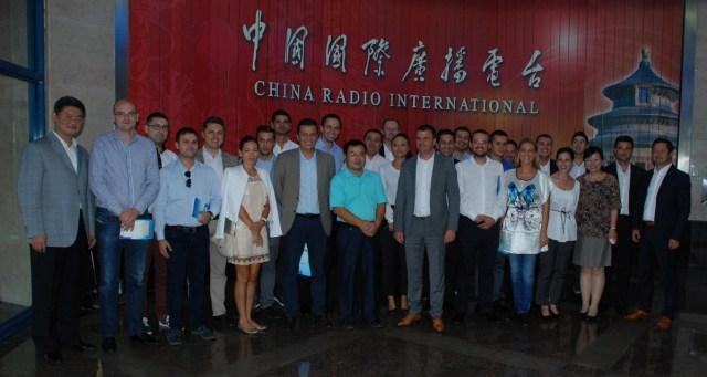 Delegatie parlamentara romana in China sept 2013 2