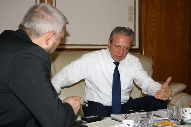 2 Ambasadorul Viorel Isticioaia-Budura, 22 noiembrie 2013 1