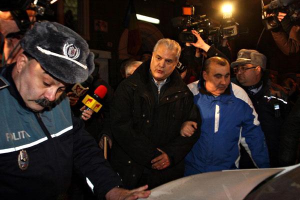 China Daily - Adrian Nastase arestat din nou