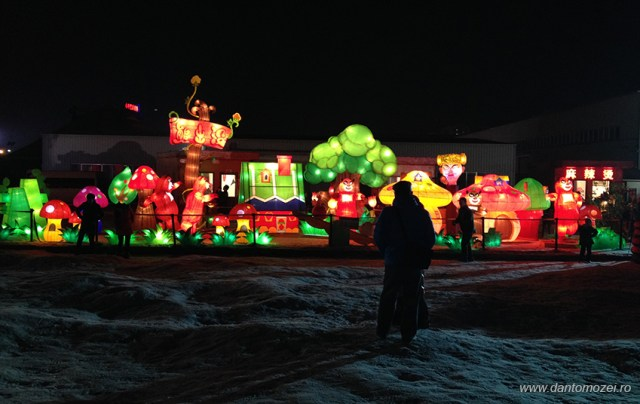 Festivalul Lampioanelor Beijing 2014 4