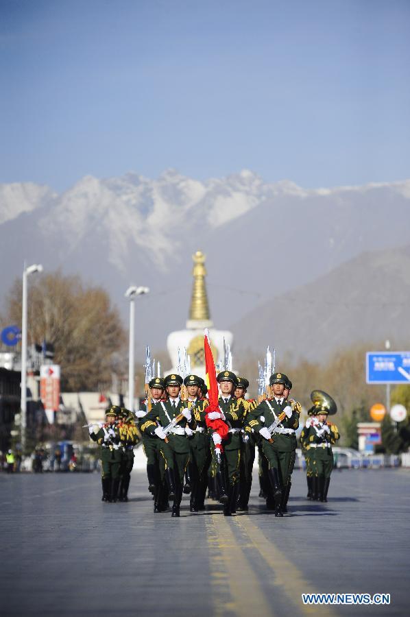 Aniversare 55 de ani Tibet 4