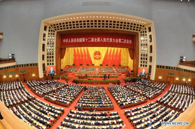 Sesiunile de primavara China 2014 2