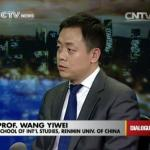 Wang Yiwei_Dialogue Ideas Matter CCTV International