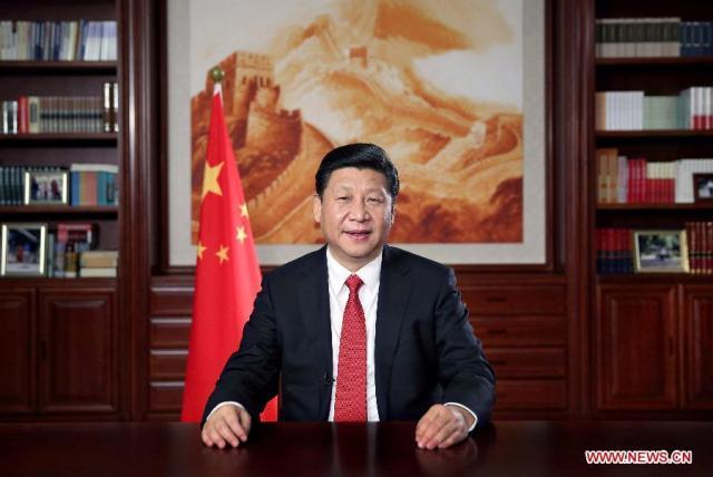 Xi Jinping, presedintele RP Chineze