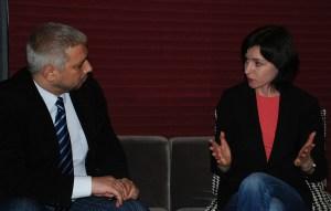 Interviu Ministrul Educatiei RM Maia Sandu 2