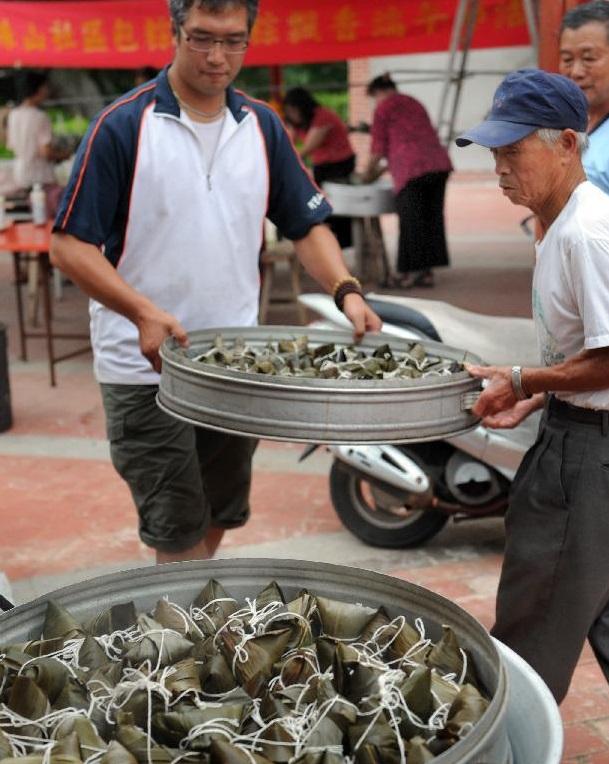 Festivalul Barcilor Dragon sau Duanwu 7