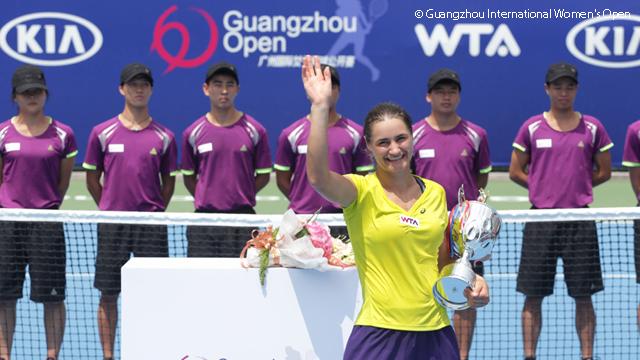 Monica Niculescu, Guangzhou 2014
