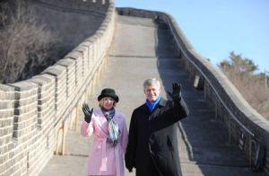 Pe Marele Zid Stephen Harper, Canada