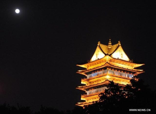 festivalul Mijlocului de Toamna la chinezi 0