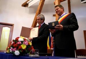 Klaus Iohannis - CP Tariceanu
