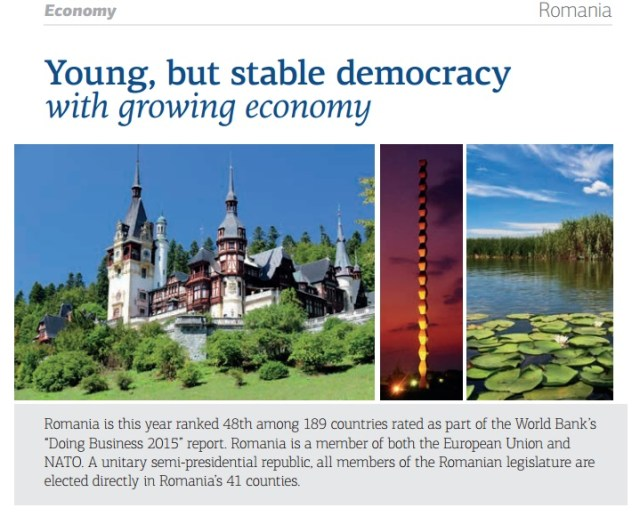 China-ECE, brosura oficiala Belgrad 2014 A