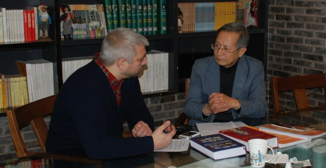 Interviu prof Luo Dongquan, decembrie 2014 B