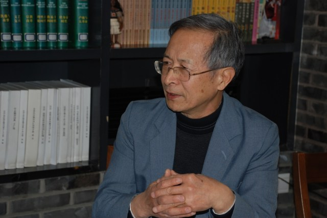 Interviu prof Luo Dongquan, decembrie 2014 E