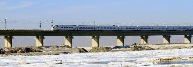 China, cale ferata de mare viteza 1