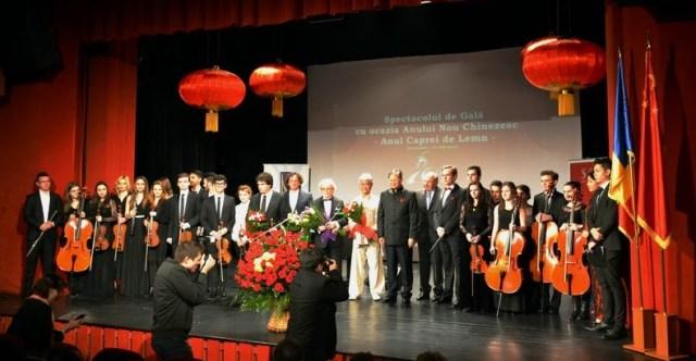 Anul Nou chinezesc 2015 marcat in Romania 2