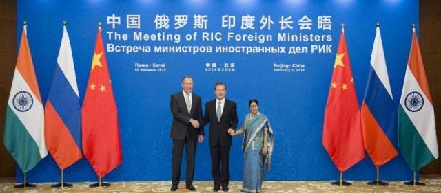 China-India-Rusia-Beijing 2 februarie 2015 2