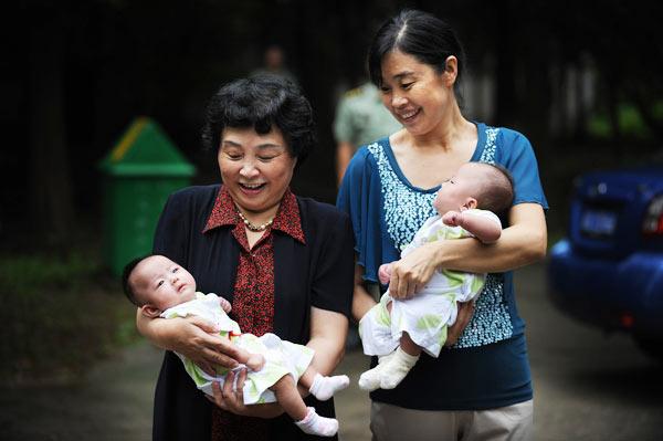 China asteapta un Baby Boom