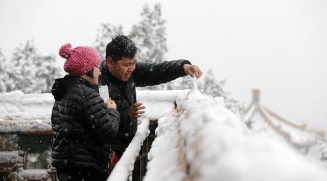 Ninsoare de anul nou la Beijing 2015, D