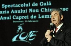 Vicepremierul Gabriel Oprea, presedinte al Casei Romano-Chineze 1