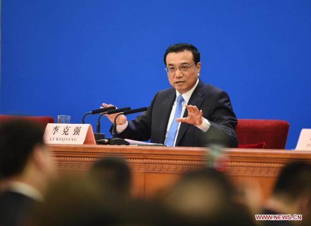 Conferinta Li Keqiang, 15 mart 2015 2