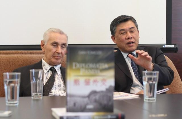3 Diplomatia Panda, Bucuresti 23.04.2015