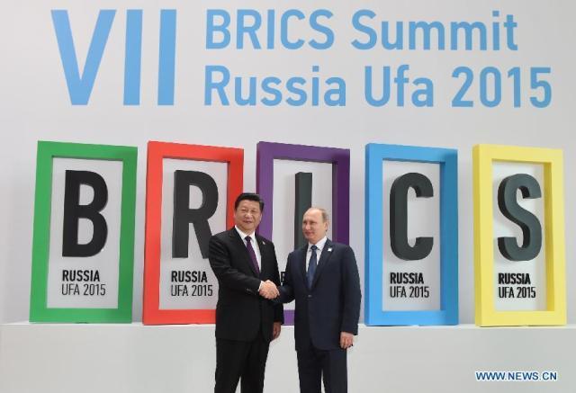 BRICS - Ufa, iulie 2015 B