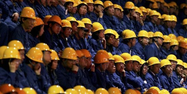 Muncitori chinezi