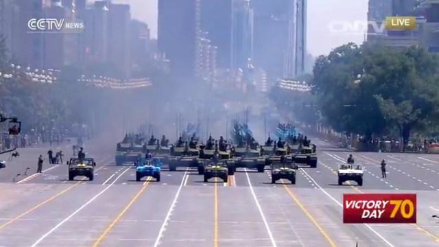 Parada China 70 Ani WWII, 03.09.2015 C