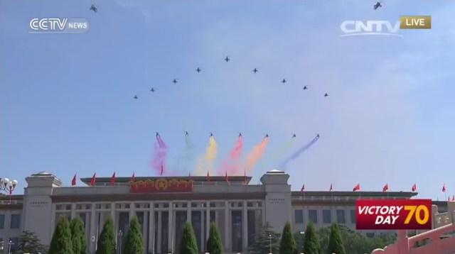 Parada China 70 Ani WWII, 03.09.2015 F