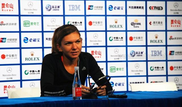 Simona Halep, China Open 2015 2