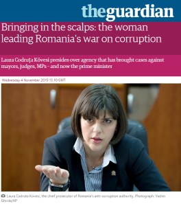 The Guardian - Aducand scalpurile, Codruta Covesi