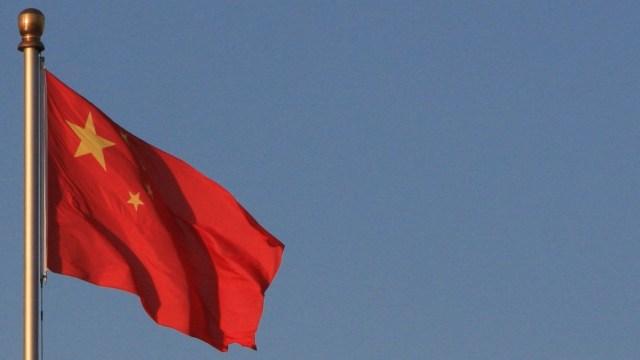 Drapelul RP Chineze