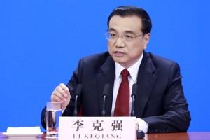 Li Keqiang, conferinta ANRP 16.03.2016 a