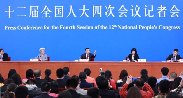 Li Keqiang, conferinta ANRP 16.03.2016 b