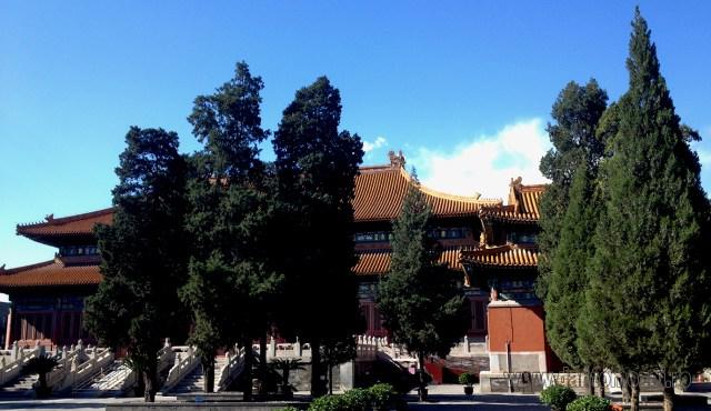 Templul Lidaidi Wangmiao 2