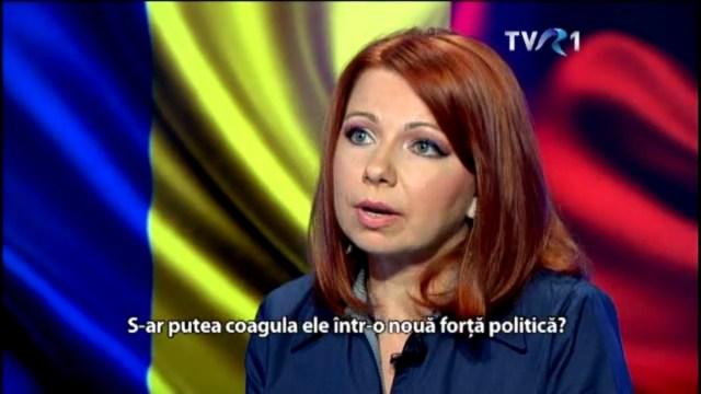 Hans Klemm, TVR 01.07.2016 - coagularea strazii in formatiuni politice