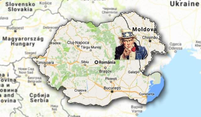 SUA ridica un gard de sarma ghimpata intre Romania si R Moldova