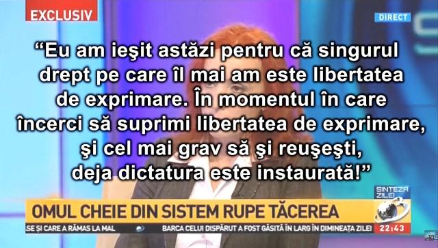 Ingrid Mocanu, Antena 3_30.03.2017 C1