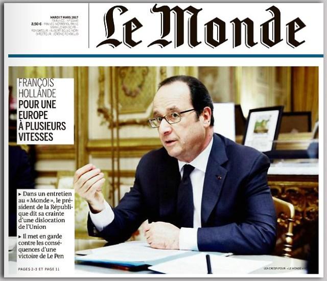 Le Monde print 07.03.2017