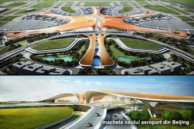 Noul aeroport din Beijing 3