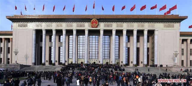 Raport 2017, Li Keqiang e