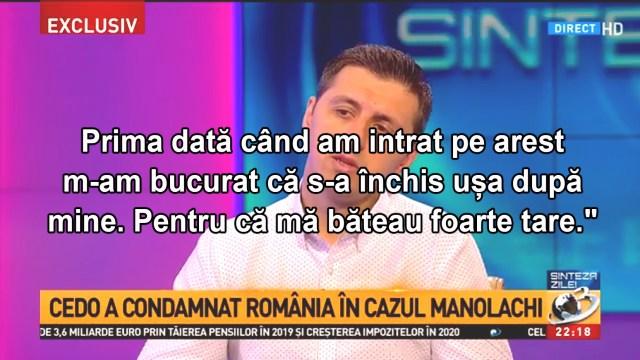 Petrica Manolachi 5 ani nevinovat